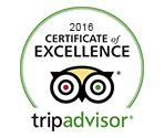 2016 Certificate of Excellence
